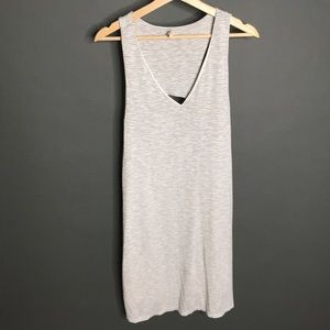 Lazy Sunday Anthropologie Cutout Back Dress